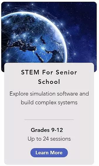 STEM for senior school