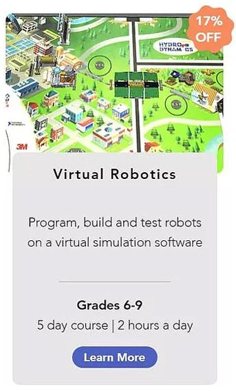 virtual robotics