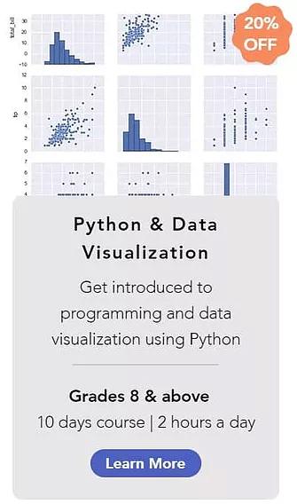 Python and Data Visualization